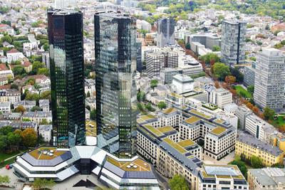 Постер Франкфурт Панорама Франкфурт-на-Майне, Германия.Франкфурт<br>Постер на холсте или бумаге. Любого нужного вам размера. В раме или без. Подвес в комплекте. Трехслойная надежная упаковка. Доставим в любую точку России. Вам осталось только повесить картину на стену!<br>