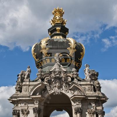 Постер Дрезден Галерея старых мастеров ? Dresde - ГерманияДрезден<br>Постер на холсте или бумаге. Любого нужного вам размера. В раме или без. Подвес в комплекте. Трехслойная надежная упаковка. Доставим в любую точку России. Вам осталось только повесить картину на стену!<br>