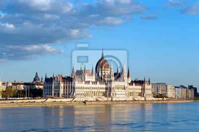 Постер Венгрия Будапешт парламента ДунайВенгрия<br>Постер на холсте или бумаге. Любого нужного вам размера. В раме или без. Подвес в комплекте. Трехслойная надежная упаковка. Доставим в любую точку России. Вам осталось только повесить картину на стену!<br>