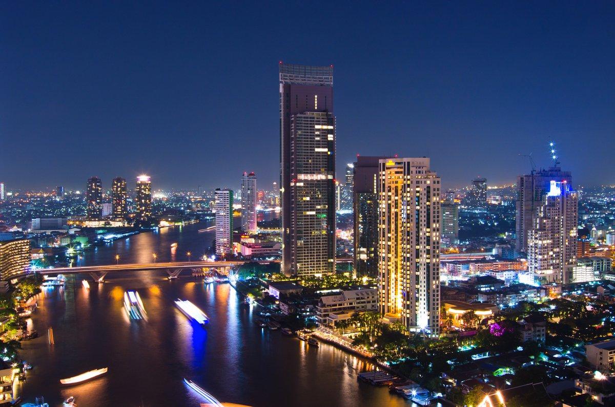 Постер Бангкок Бангкок город.Бангкок<br>Постер на холсте или бумаге. Любого нужного вам размера. В раме или без. Подвес в комплекте. Трехслойная надежная упаковка. Доставим в любую точку России. Вам осталось только повесить картину на стену!<br>