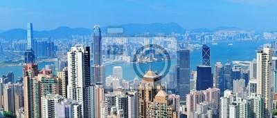 Постер Гонконг Виктория-Харбор, вид с воздухаГонконг<br>Постер на холсте или бумаге. Любого нужного вам размера. В раме или без. Подвес в комплекте. Трехслойная надежная упаковка. Доставим в любую точку России. Вам осталось только повесить картину на стену!<br>