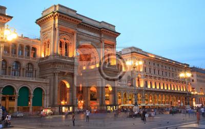 Постер Милан Vittorio Emanuele II галерея в Милане, Италия, 32x20 см, на бумагеМилан<br>Постер на холсте или бумаге. Любого нужного вам размера. В раме или без. Подвес в комплекте. Трехслойная надежная упаковка. Доставим в любую точку России. Вам осталось только повесить картину на стену!<br>
