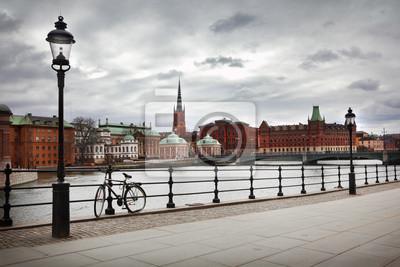 Постер Города и карты Стокгольм, 30x20 см, на бумагеСтокгольм<br>Постер на холсте или бумаге. Любого нужного вам размера. В раме или без. Подвес в комплекте. Трехслойная надежная упаковка. Доставим в любую точку России. Вам осталось только повесить картину на стену!<br>