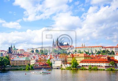 Прага, Ола, река в Праге, 29x20 см, на бумагеПрага<br>Постер на холсте или бумаге. Любого нужного вам размера. В раме или без. Подвес в комплекте. Трехслойная надежная упаковка. Доставим в любую точку России. Вам осталось только повесить картину на стену!<br>