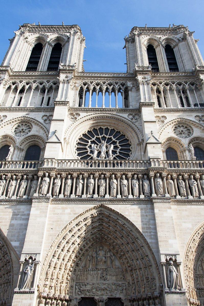 Постер Париж Notre Dame de ParisПариж<br>Постер на холсте или бумаге. Любого нужного вам размера. В раме или без. Подвес в комплекте. Трехслойная надежная упаковка. Доставим в любую точку России. Вам осталось только повесить картину на стену!<br>