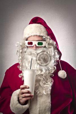 Постер Деятельность 3D-Санта Клаус, 20x30 см, на бумагеКино<br>Постер на холсте или бумаге. Любого нужного вам размера. В раме или без. Подвес в комплекте. Трехслойная надежная упаковка. Доставим в любую точку России. Вам осталось только повесить картину на стену!<br>