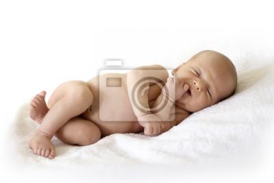 Постер Милые новорожденного ребенкаДети<br>Постер на холсте или бумаге. Любого нужного вам размера. В раме или без. Подвес в комплекте. Трехслойная надежная упаковка. Доставим в любую точку России. Вам осталось только повесить картину на стену!<br>