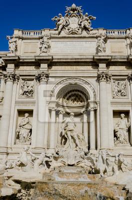 Фонтан Треви в Риме, 20x30 см, на бумагеРим<br>Постер на холсте или бумаге. Любого нужного вам размера. В раме или без. Подвес в комплекте. Трехслойная надежная упаковка. Доставим в любую точку России. Вам осталось только повесить картину на стену!<br>