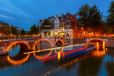 Канал Амстердама, 30x20 см, на бумагеГолландия<br>Постер на холсте или бумаге. Любого нужного вам размера. В раме или без. Подвес в комплекте. Трехслойная надежная упаковка. Доставим в любую точку России. Вам осталось только повесить картину на стену!<br>