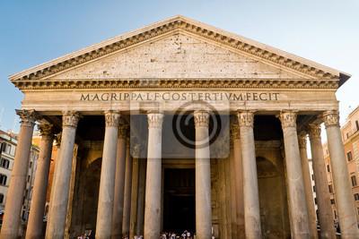 Постер Рим Pantheon, Рим, ИталияРим<br>Постер на холсте или бумаге. Любого нужного вам размера. В раме или без. Подвес в комплекте. Трехслойная надежная упаковка. Доставим в любую точку России. Вам осталось только повесить картину на стену!<br>