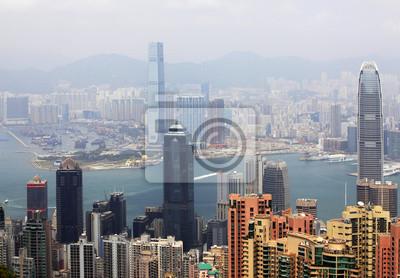 Постер Гонконг Гонконг с Пика ВикторияГонконг<br>Постер на холсте или бумаге. Любого нужного вам размера. В раме или без. Подвес в комплекте. Трехслойная надежная упаковка. Доставим в любую точку России. Вам осталось только повесить картину на стену!<br>
