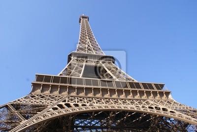 Постер Париж Эйфелева Башня, Париж, ФранцияПариж<br>Постер на холсте или бумаге. Любого нужного вам размера. В раме или без. Подвес в комплекте. Трехслойная надежная упаковка. Доставим в любую точку России. Вам осталось только повесить картину на стену!<br>