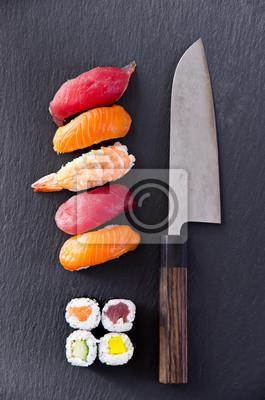Постер Суши
