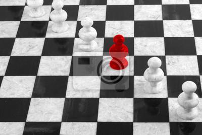 Постер Шахматы