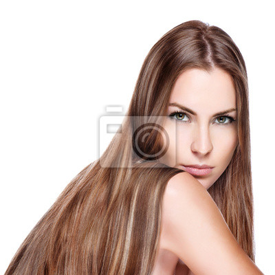 Женщина с прямыми длинными волосами, 20x20 см, на бумагеСалон красоты<br>Постер на холсте или бумаге. Любого нужного вам размера. В раме или без. Подвес в комплекте. Трехслойная надежная упаковка. Доставим в любую точку России. Вам осталось только повесить картину на стену!<br>