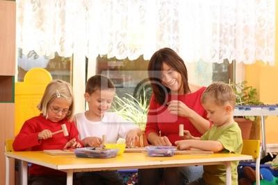 Постер 09.27 День воспитателя и всех дошкольных работников