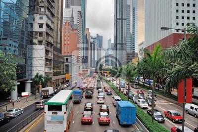 Постер Гонконг Китай, Гонконг Gloucester roadГонконг<br>Постер на холсте или бумаге. Любого нужного вам размера. В раме или без. Подвес в комплекте. Трехслойная надежная упаковка. Доставим в любую точку России. Вам осталось только повесить картину на стену!<br>