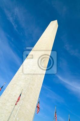 Постер Города и карты Монумент Вашингтона в Вашингтоне, округ Колумбия, 20x30 см, на бумагеВашингтон<br>Постер на холсте или бумаге. Любого нужного вам размера. В раме или без. Подвес в комплекте. Трехслойная надежная упаковка. Доставим в любую точку России. Вам осталось только повесить картину на стену!<br>