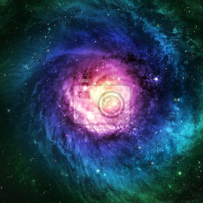 Постер Космос - разные постеры Невероятно красивая спиральная галактика где-то в глубоком космосеКосмос - разные постеры<br>Постер на холсте или бумаге. Любого нужного вам размера. В раме или без. Подвес в комплекте. Трехслойная надежная упаковка. Доставим в любую точку России. Вам осталось только повесить картину на стену!<br>