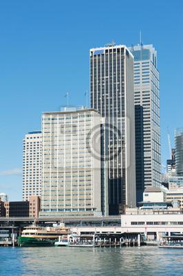 Постер Сидней Sydney harbourСидней<br>Постер на холсте или бумаге. Любого нужного вам размера. В раме или без. Подвес в комплекте. Трехслойная надежная упаковка. Доставим в любую точку России. Вам осталось только повесить картину на стену!<br>