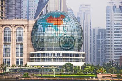 Постер Шанхай