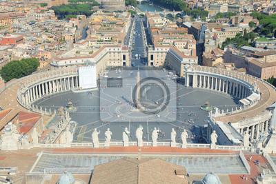 Постер Ватикан Городской пейзажВатикан<br>Постер на холсте или бумаге. Любого нужного вам размера. В раме или без. Подвес в комплекте. Трехслойная надежная упаковка. Доставим в любую точку России. Вам осталось только повесить картину на стену!<br>