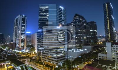 Постер Бангкок Бангкок город ночной видБангкок<br>Постер на холсте или бумаге. Любого нужного вам размера. В раме или без. Подвес в комплекте. Трехслойная надежная упаковка. Доставим в любую точку России. Вам осталось только повесить картину на стену!<br>