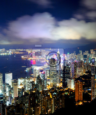 Постер Гонконг Гонконг ночная сценаГонконг<br>Постер на холсте или бумаге. Любого нужного вам размера. В раме или без. Подвес в комплекте. Трехслойная надежная упаковка. Доставим в любую точку России. Вам осталось только повесить картину на стену!<br>