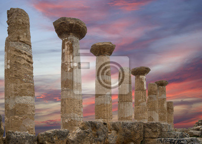 Постер Сицилия