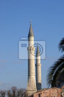 Постер Стамбул Собор Святой Софии,Стамбул, ТурцияСтамбул<br>Постер на холсте или бумаге. Любого нужного вам размера. В раме или без. Подвес в комплекте. Трехслойная надежная упаковка. Доставим в любую точку России. Вам осталось только повесить картину на стену!<br>
