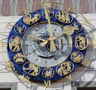Постер Мюнхен Zodiac clockМюнхен<br>Постер на холсте или бумаге. Любого нужного вам размера. В раме или без. Подвес в комплекте. Трехслойная надежная упаковка. Доставим в любую точку России. Вам осталось только повесить картину на стену!<br>