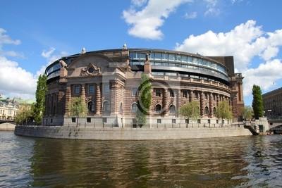 Постер Стокгольм Стокгольм - шведского парламентаСтокгольм<br>Постер на холсте или бумаге. Любого нужного вам размера. В раме или без. Подвес в комплекте. Трехслойная надежная упаковка. Доставим в любую точку России. Вам осталось только повесить картину на стену!<br>