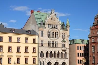 Постер Стокгольм Стокгольм - Munkbron архитектурыСтокгольм<br>Постер на холсте или бумаге. Любого нужного вам размера. В раме или без. Подвес в комплекте. Трехслойная надежная упаковка. Доставим в любую точку России. Вам осталось только повесить картину на стену!<br>