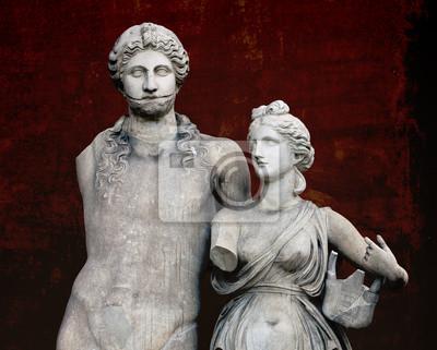Постер Ватикан Античная скульптураВатикан<br>Постер на холсте или бумаге. Любого нужного вам размера. В раме или без. Подвес в комплекте. Трехслойная надежная упаковка. Доставим в любую точку России. Вам осталось только повесить картину на стену!<br>