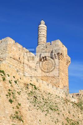 Постер Иерусалим Башня Давида, 20x30 см, на бумагеИерусалим<br>Постер на холсте или бумаге. Любого нужного вам размера. В раме или без. Подвес в комплекте. Трехслойная надежная упаковка. Доставим в любую точку России. Вам осталось только повесить картину на стену!<br>