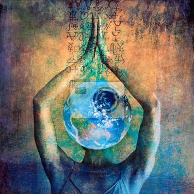 Постер Медитация Экология СознанияМедитация<br>Постер на холсте или бумаге. Любого нужного вам размера. В раме или без. Подвес в комплекте. Трехслойная надежная упаковка. Доставим в любую точку России. Вам осталось только повесить картину на стену!<br>