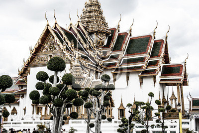 Постер Бангкок