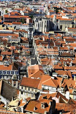 Постер Лиссабон