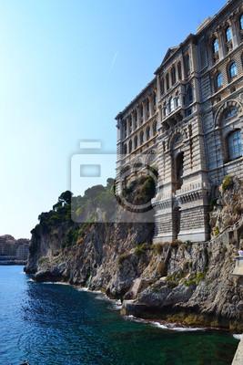 Постер Монако Здание в Монте-Карло, МонакоМонако<br>Постер на холсте или бумаге. Любого нужного вам размера. В раме или без. Подвес в комплекте. Трехслойная надежная упаковка. Доставим в любую точку России. Вам осталось только повесить картину на стену!<br>