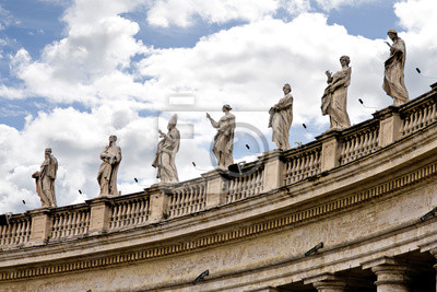 Постер Ватикан Рим, ВатиканВатикан<br>Постер на холсте или бумаге. Любого нужного вам размера. В раме или без. Подвес в комплекте. Трехслойная надежная упаковка. Доставим в любую точку России. Вам осталось только повесить картину на стену!<br>