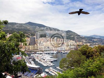 Постер Монако Монако-ХарборМонако<br>Постер на холсте или бумаге. Любого нужного вам размера. В раме или без. Подвес в комплекте. Трехслойная надежная упаковка. Доставим в любую точку России. Вам осталось только повесить картину на стену!<br>