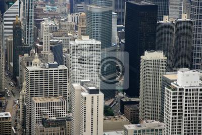 Постер Чикаго Участки белка, башен и других сооружений, в Центре города - ЧикагоЧикаго<br>Постер на холсте или бумаге. Любого нужного вам размера. В раме или без. Подвес в комплекте. Трехслойная надежная упаковка. Доставим в любую точку России. Вам осталось только повесить картину на стену!<br>
