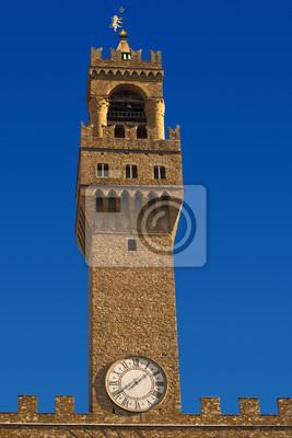 Постер Флоренция Palazzo Vecchio Башня - Флоренция, ИталияФлоренция<br>Постер на холсте или бумаге. Любого нужного вам размера. В раме или без. Подвес в комплекте. Трехслойная надежная упаковка. Доставим в любую точку России. Вам осталось только повесить картину на стену!<br>