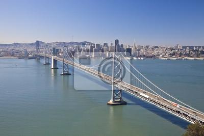 Постер Сан-Франциско Залив Сан-Франциско, мост, вид с воздухаСан-Франциско<br>Постер на холсте или бумаге. Любого нужного вам размера. В раме или без. Подвес в комплекте. Трехслойная надежная упаковка. Доставим в любую точку России. Вам осталось только повесить картину на стену!<br>