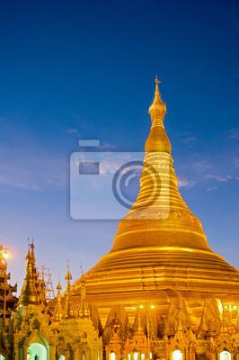 Постер Мьянма (Бирма)
