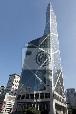 Постер Гонконг Hong Kong, China building подробно отражениеГонконг<br>Постер на холсте или бумаге. Любого нужного вам размера. В раме или без. Подвес в комплекте. Трехслойная надежная упаковка. Доставим в любую точку России. Вам осталось только повесить картину на стену!<br>