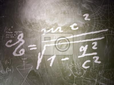 Ученый формуле, 27x20 см, на бумагеФормула Эйнштейна<br>Постер на холсте или бумаге. Любого нужного вам размера. В раме или без. Подвес в комплекте. Трехслойная надежная упаковка. Доставим в любую точку России. Вам осталось только повесить картину на стену!<br>