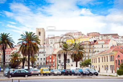 Постер Португалия Алфама ПортугалияПортугалия<br>Постер на холсте или бумаге. Любого нужного вам размера. В раме или без. Подвес в комплекте. Трехслойная надежная упаковка. Доставим в любую точку России. Вам осталось только повесить картину на стену!<br>