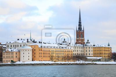 Постер Стокгольм Старый Город Стокгольм CityscapeСтокгольм<br>Постер на холсте или бумаге. Любого нужного вам размера. В раме или без. Подвес в комплекте. Трехслойная надежная упаковка. Доставим в любую точку России. Вам осталось только повесить картину на стену!<br>