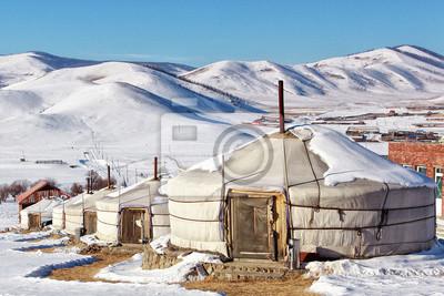 Жизнь в Монголии, 30x20 см, на бумагеМонголия<br>Постер на холсте или бумаге. Любого нужного вам размера. В раме или без. Подвес в комплекте. Трехслойная надежная упаковка. Доставим в любую точку России. Вам осталось только повесить картину на стену!<br>
